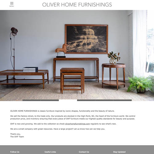 Oliver Home Furnishings   PC Team